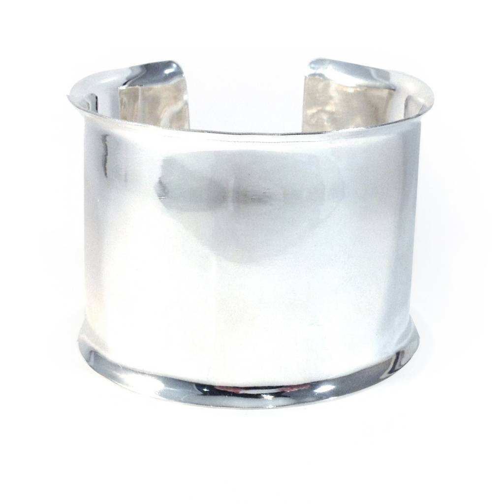 Addison Weeks Stutts Cuff - All Silver