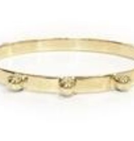 Addison Weeks Graham Bangle - Gold