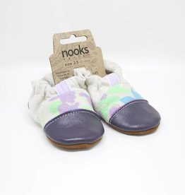 Nooks Summer Baby Booties - Size 2.5 (3-6 Months)