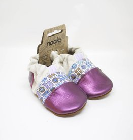 Nooks Summer Baby Booties - Size 4 (6-12 Months)
