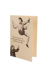 Slightly Strange Card