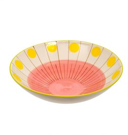 Lucia Shallow Bowl - Lighter