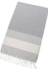 Turkish Towel - Grey