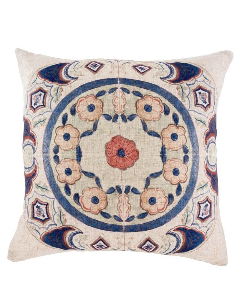 Moroccan Tile Pillow 2