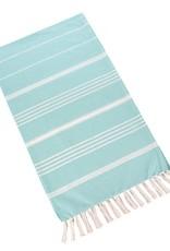 Turkish Towel - Turquoise