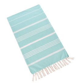 Turkish Towel - Turquoise