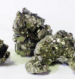 Coco Pyrite Cluster Mini