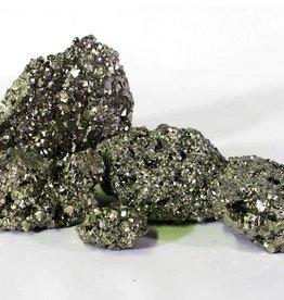 Cocada Pyrite Cluster Small