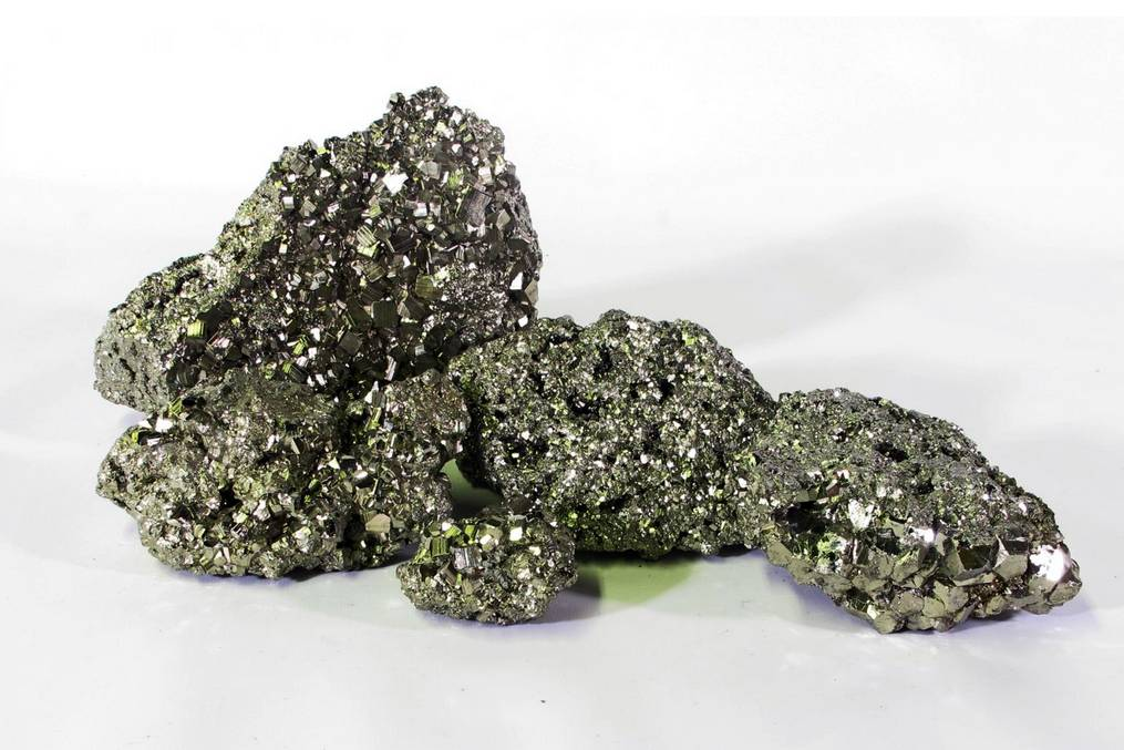 Cocada Pyrite Cluster Mini