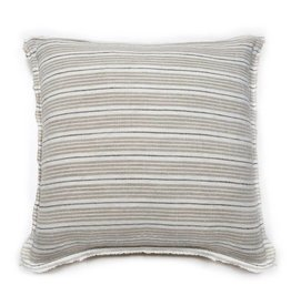 Pom Pom at Home Newport Pillow - Natural + Midnight