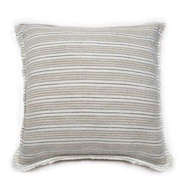 Pom Pom at Home Newport Pillow - Natural + Midnight