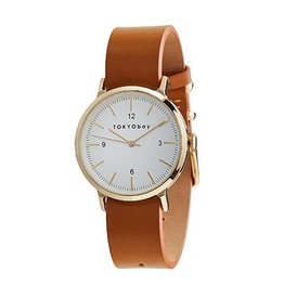 TOKYObay Vela Watch - Tan