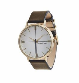 TOKYObay Aries Watch - Gold