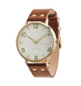 TOKYObay Taurus Watch - Brown
