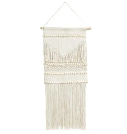 Pom Pom at Home Aya Wall Hanging - Ivory + Gold