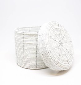 MooMoo Designs Bead Wire Canister - Small