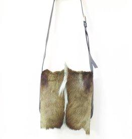 MooMoo Designs Postman Bag - Grey