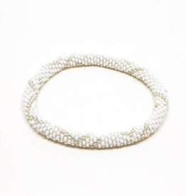 Aid Through Trade Pearl Bracelet - 4