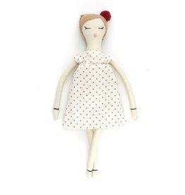 Dumye Sprinkles Petite Doll - Cream