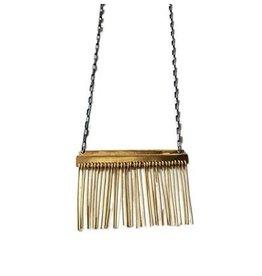 Satomi Studio Spine Necklace