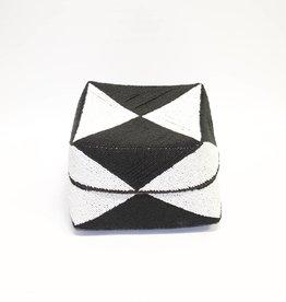 MooMoo Designs Pandan Beaded Box