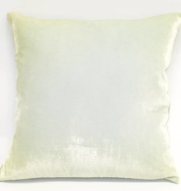 Kevin O'Brien Studio Ombre Silk Velvet Pillow - Ice