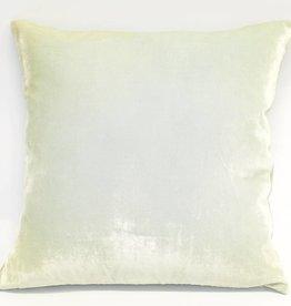 Kevin O'Brien Studio Ombre Silk Velvet Pillow - Ice