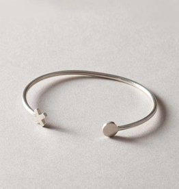 MulXiply XO Strand Bracelet - Sterling Silver
