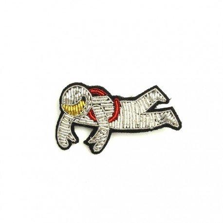 Macon & Lesquoy Cosmonaut Pin