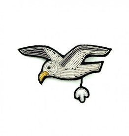Macon & Lesquoy Flying Seagull Pin