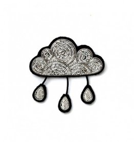 Macon & Lesquoy Raindrop Cloud Pin