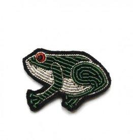 Macon & Lesquoy Frog Pin - Small