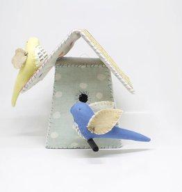 Tamar Mogendorff Medium Bird House - Pastel