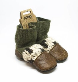 Nooks Slip-On Baby Booties - Size 8.5 (2-3 yrs)