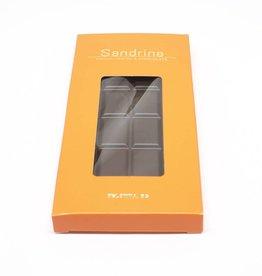 Sandrine's Dark Chocolate with Citrus Bar