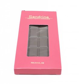 Sandrine's Dark Chocolate with Espelette Pepper Bar