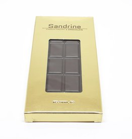 Sandrine's Dark Chocolate with Gio's Coffee Beans Bar