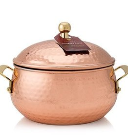 Thymes Simmered Cider Candle - Copper Pot
