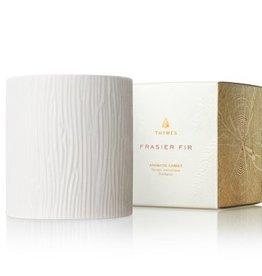 Thymes Frasier Fir Ceramic Candle - Medium