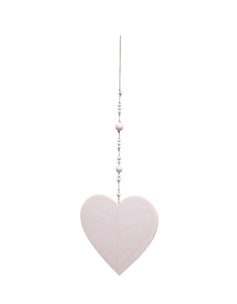 Entouquet Sand Line Design Heart Hanging