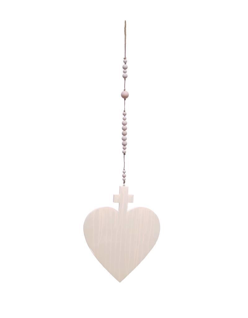 Entouquet Putty + Pink Drip Hanging - Large