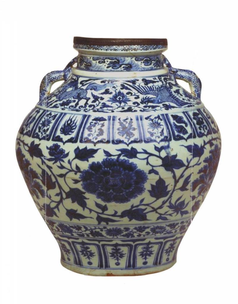 BIDK Home Chinese Paper Vase - Large