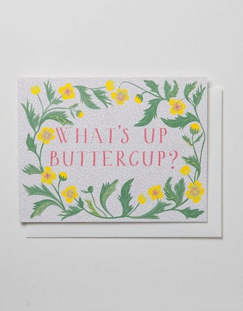 Banquet Atelier & Workshop What's Up Buttercup - Note Card