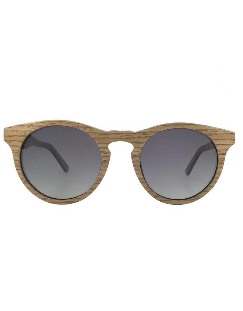 Analog Watch Co. Frankie - Walnut + Grey Lens
