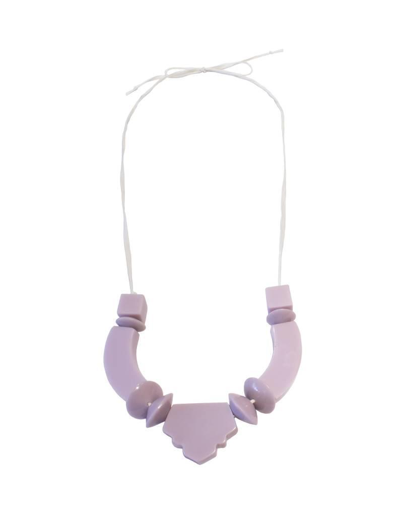 Bluma Project Neck Candy - Lavender