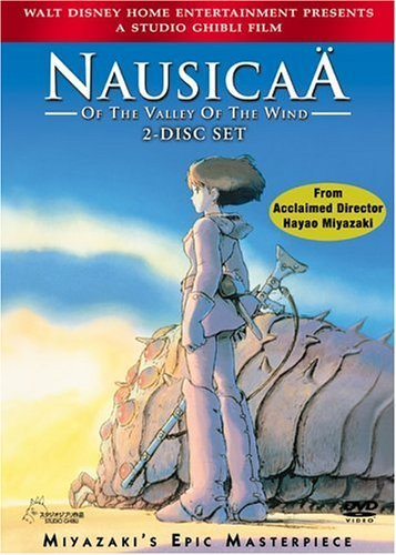Studio Ghibli/GKids Nausicaa of the Valley of the Wind DVD*