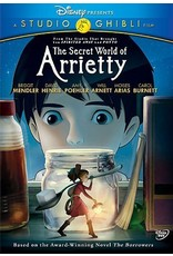 Studio Ghibli/GKids Secret World of Arrietty,The DVD*