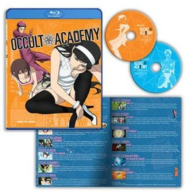 NIS America Occult Academy Standard Edition