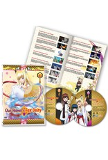 NIS America Our Home's Fox Deity Vol 1 DVD Standard Edition