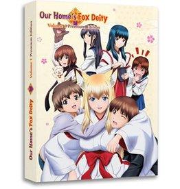 NIS America Our Home's Fox Deity Vol 1 Premium Edition*
